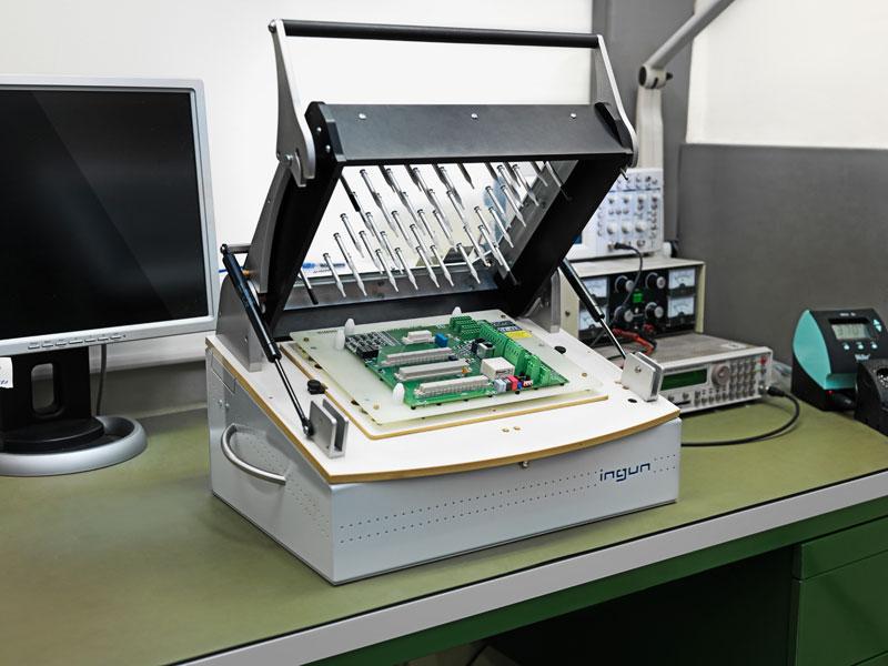 Elektronikprüfung